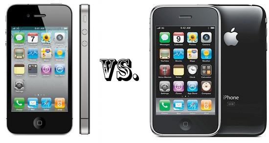 iphone4 vs 3gs