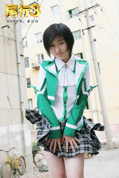 青行灯cosplay1