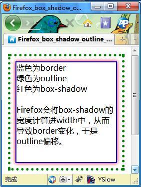 Firefox显示不正常