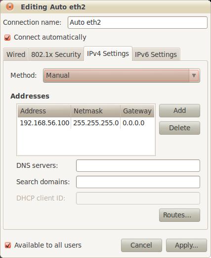 虚拟系统网络连接2