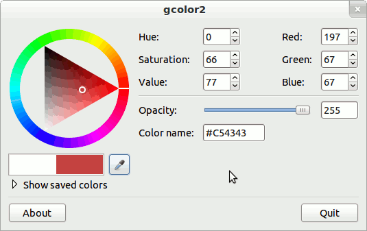 Gcolor2